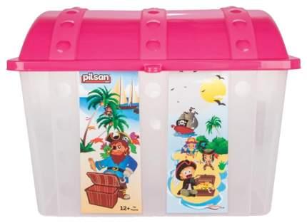 Контейнер для хранения игрушек Pilsan Сундук