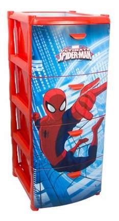 Комод детский Idea Человек-паук