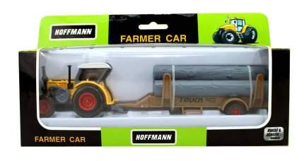 Трактор с прицепом-лесовозом HOFFMANN 47529