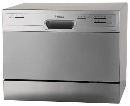 Посудомоечная машина компактная Midea MCFD55200S silver