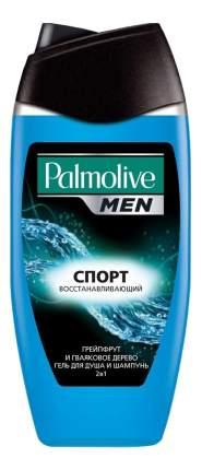 Гель для душа и шампунь Palmolive Спорт 3 в 1 мужской 250 мл