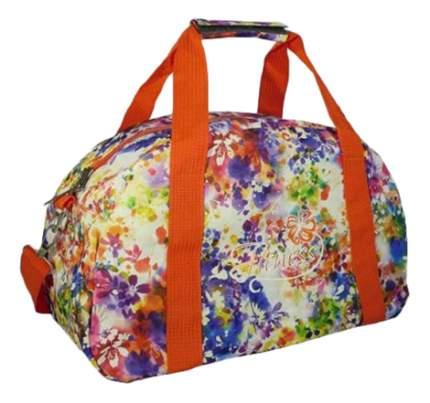 Дорожная сумка Polar 5997 Зеленое лето 42 x 25 x 21