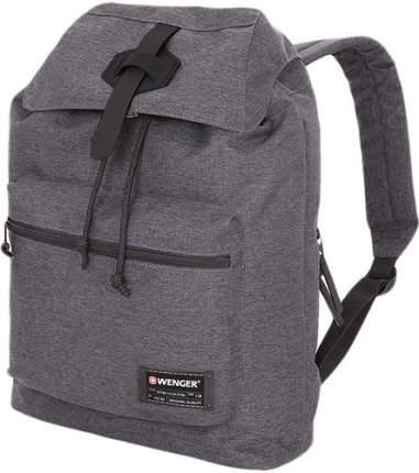 Рюкзак Wenger Grey Heather серый 15 л