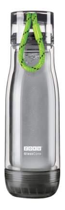Бутылка Zoku zoku active 480 мл зеленая