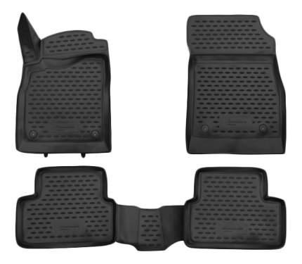 Комплект ковриков в салон автомобиля Autofamily для Chevrolet (NLC.3D.08.13.210k)
