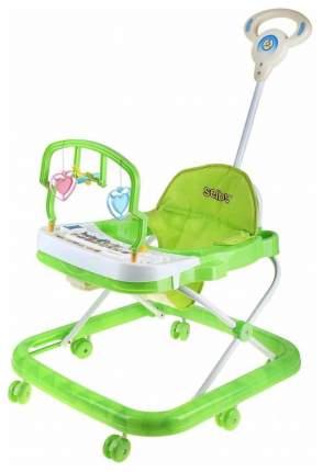 Ходунки детские Selby HG-172 Зеленый