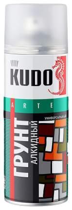 Грунт автомобильный KUDO KU2003 черный 520 мл
