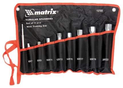 Набор торцевых ключей MATRIX 13725