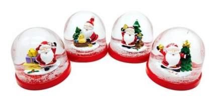 Снежный шар Новогодняя сказка Дед Мороз 9x8 см 972998