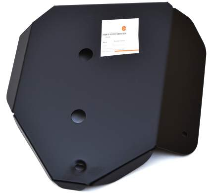 Защита бензобака ALFeco для Kia, Hyundai (alf1039st)
