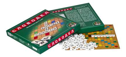 Семейная настольная игра Словодел Тридевятое царство