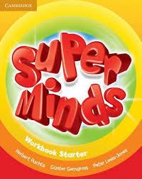 Super Minds Starter WB