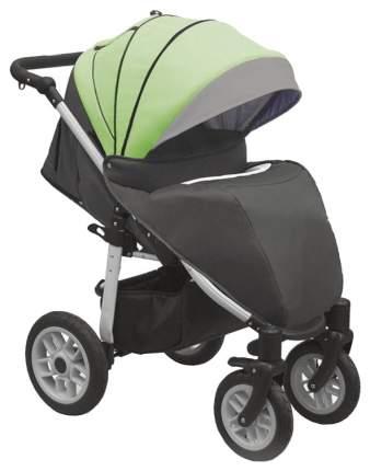 Прогулочная коляска Camarelo Eos E-03 зелено-черная