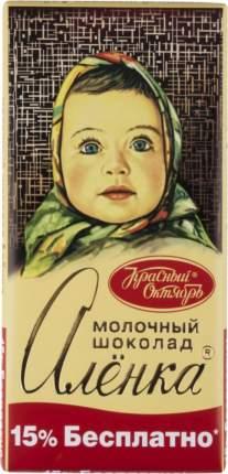 Шоколад молочный Аленка 200 г