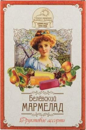 Мармелад белевский Старые традиции фруктовое ассорти 390 г