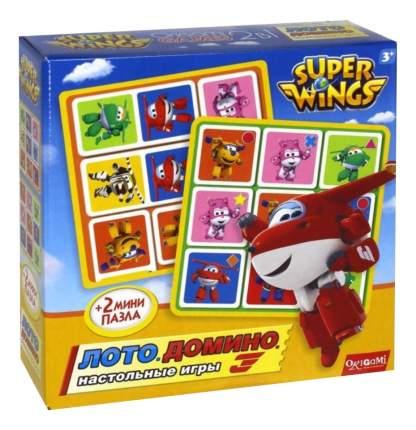 Семейная настольная игра Оригами Супер крылья