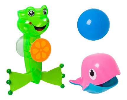 Игрушка для купания Мельница-лягушка Bondibon вв2685