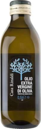 Масло Casa Rinaldi extra virgin оливковое нерафинированное 0.5 л