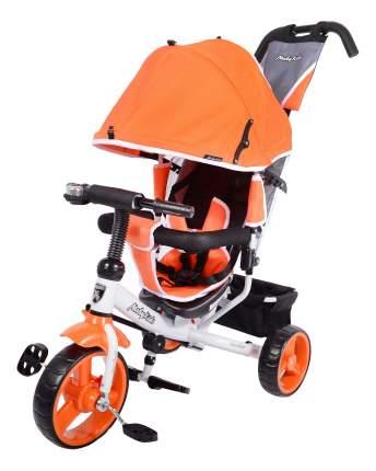 Велосипед Moby Kids Comfort 10x8 EVA оранжевый