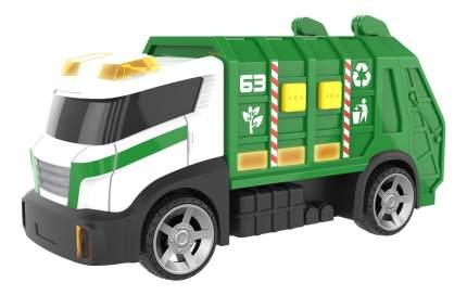 Машинка мини мусоровоз Roadsterz со звуковыми и световыми эффектами