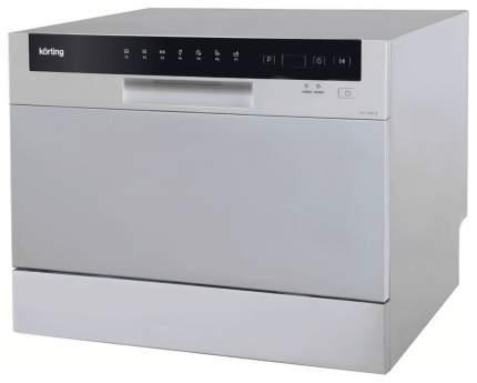 Посудомоечная машина компактная Korting KDF 2050 S silver