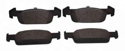 Ремонтный комплект тормозной колодки безасбестовой BMW 34216867175