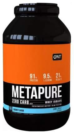 Протеин QNT Metapure Zero Carb 2000 г Coconut