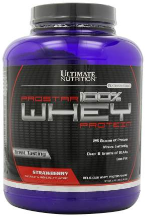 Протеин Ultimate Nutrition Prostar 100% Whey Protein 2400 г Strawberry