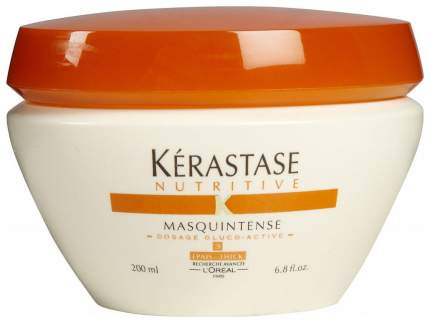 Маска для волос Kerastase Nutritive Masquintense Fine Hair 200 мл