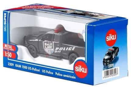 Коллекционная модель Siku Dodge RAM 1500 Полиция США 2309