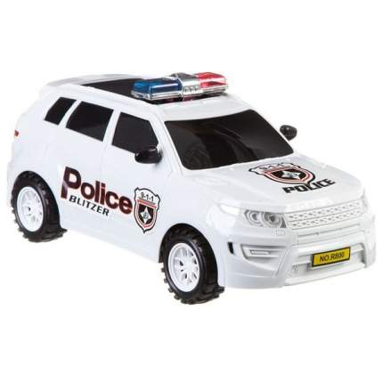 Машинка инерционная полицейский Джип Gratwest В87746