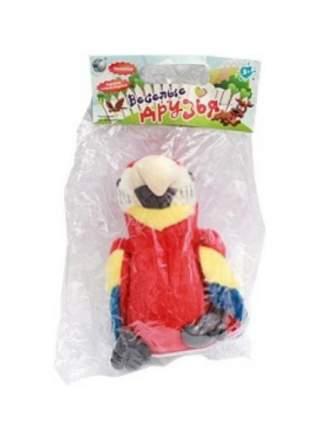 Мягкая игрушка Tongde Попугай русская озвучка 1013570R