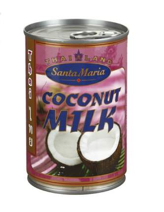 Кокосовое молоко Santa Maria 400 мл