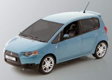 Модель автомобиля Mitsubishi MME50134 Colt 3-door 1:43 scale Blue