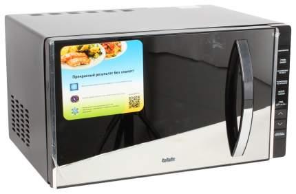 Микроволновая печь с грилем BBK 23MWG-850T/B-M black/mirror
