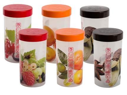 Набор емкостей для жидких и сыпучих продуктов Oursson JA551444647/MC