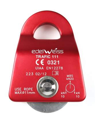 Ролик Edelweiss Trafic 111