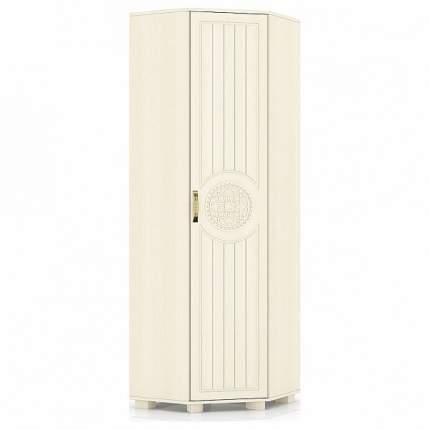 Платяной шкаф Компасс-мебель Монблан МБ-2 KOM_MB2_1 64,6x64,6x200, береза снежная