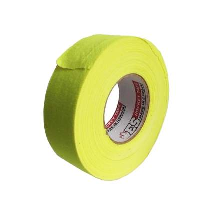 Хоккейная лента ES ES175139 желтая, 24 мм