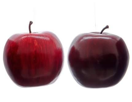 Елочная игрушка Kaemingk Наливное яблочко 455512 8 см 1 шт. цвет в ассортименте