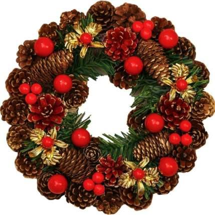 Венок новогодний Jewel Night 9112-15