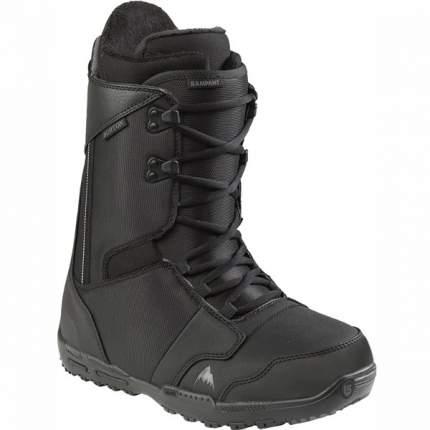 Ботинки для сноуборда Burton Rampant 2020, black/blue, 28.75
