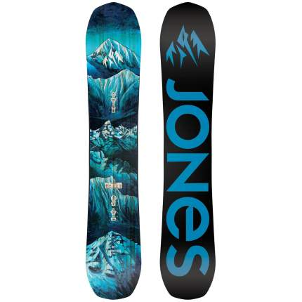 Сноуборд Jones Frontier 2020, 162 см