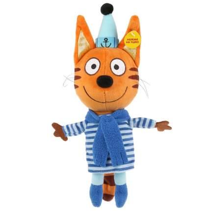 Мягкая игрушка Мульти-пульти Три Кота Коржик в зимней одежде 18 см