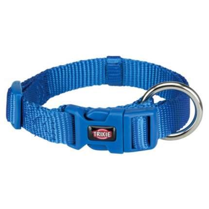 Ошейник для собак TRIXIE Premium, королевский синий, S–M, 30–45см, 15мм