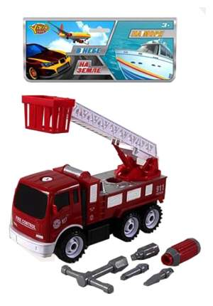 Машина спецслужбы Yako Toys Пожарная машина M9459