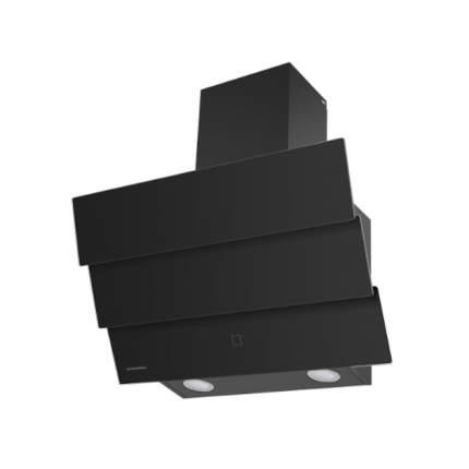 Вытяжка наклонная Maunfeld LACRIMA 60 Black