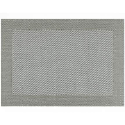 Салфетка под посуду Peyer RIALTO, 32x47 см., ПВХ, цвет серебро