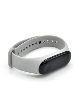 Ремешок Innovation для Mi Band 3/4 Grey