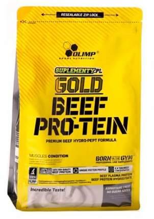 Говяжий протеин Olimp Gold Beef Pro-Tein 700 г, печенье/сливки